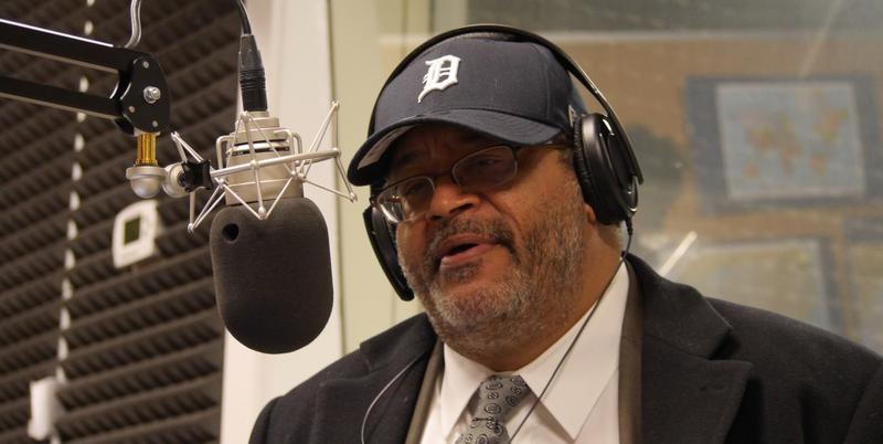 "Michael Eric Dyson, scholar and author, talks about his latest book, ""Tears We Cannot Stop,"" which looks at the nation's racial history and Trump's path to the White House."