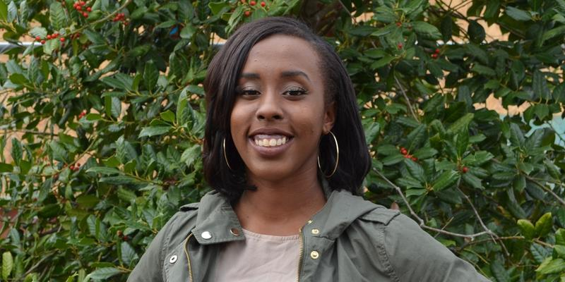 Michole Washington, a recent Georgia Tech grad, talks about being just the ninth African-American woman to graduate the school with a bachelor's degree in math on Wednesday's ''Closer Look.''