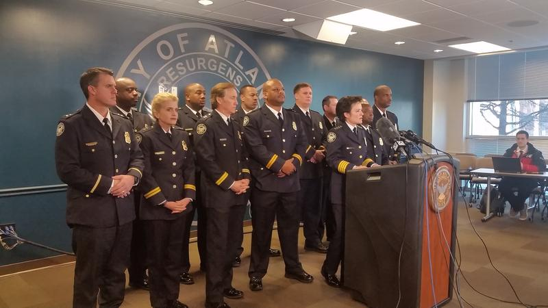 Chief Erika Shields outlines her top priorities as the city's new police chief.