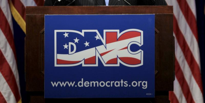 Democrats are meeting in Atlanta to decide who will lead the Democatic National Committee.