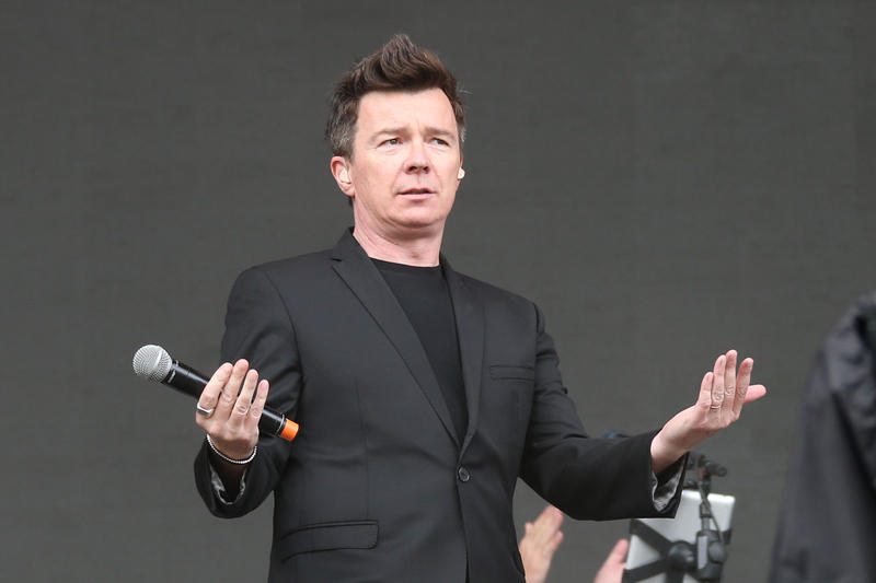 Rick Astley rolls in to Atlanta for a show at Center Stage Feb. 9.