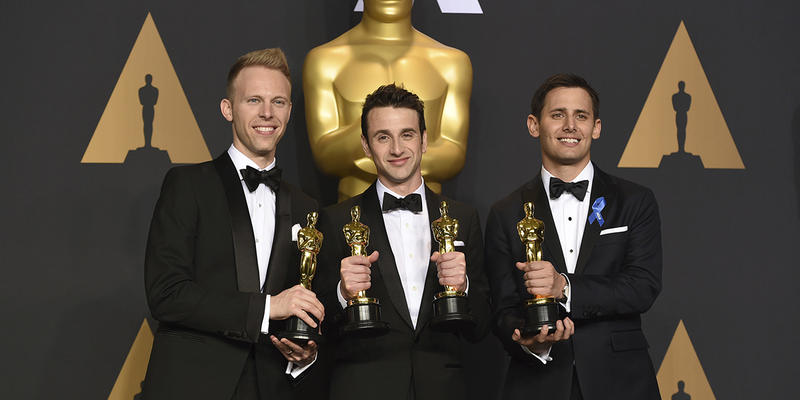 Music contributor Scott Stewart and Lois Reitzes take a look at the music that won at the Academy Awards and the music that was nominated.
