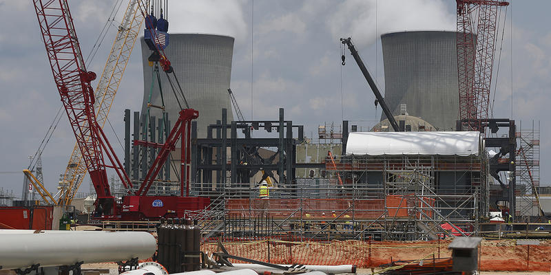 Toshiba reported giant losses, totaling some $6 billion – much of which was related to the construction at Plant Vogtle and another nuclear construction project in South Carolina.