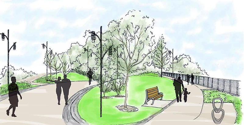 The Alpha Loop will be Alpharetta's version of the BeltLine.