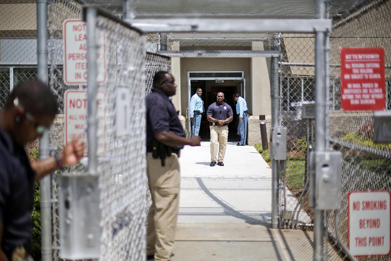 Georgia has two of the country's 12 privately run, federal prisons.