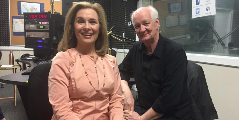 Comedian Colin Mochrie speaks with Reitzes about the fine art of improvisation today on ''City Lights.''