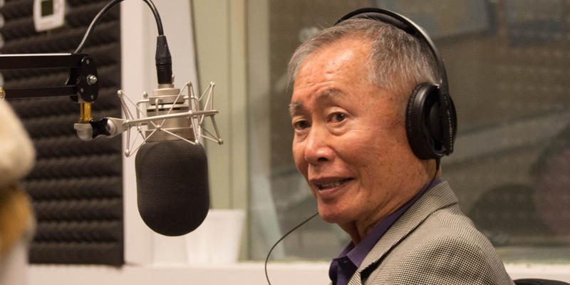 George Takei joins ''Closer Look'' today for a discussion on activism and more.