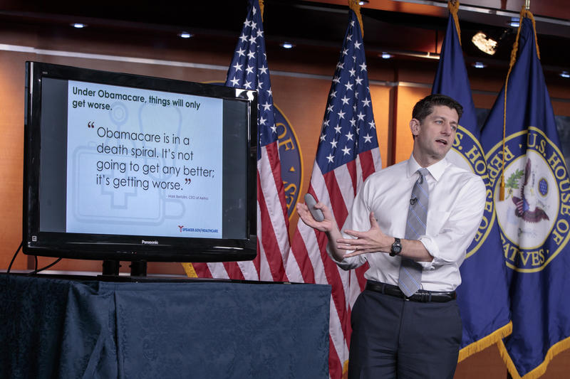 The House Republican healthcare plan has been met with derision and skepticism from politicians and the public alike.