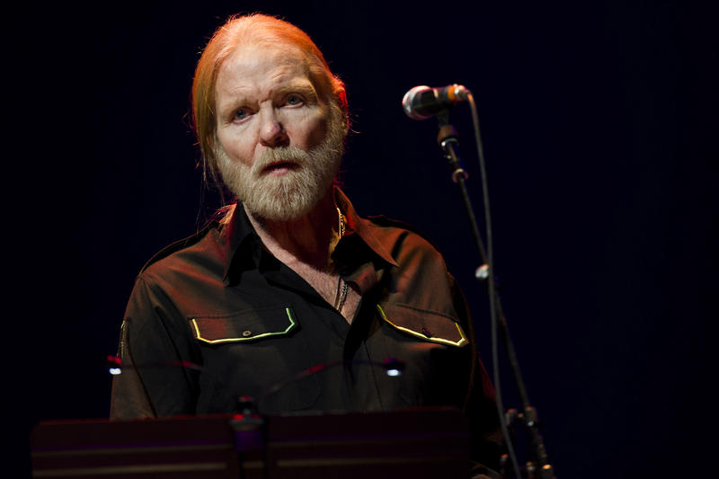 Gregg Allman issued a statement saying he is canceling all of his scheduled 2017 shows.