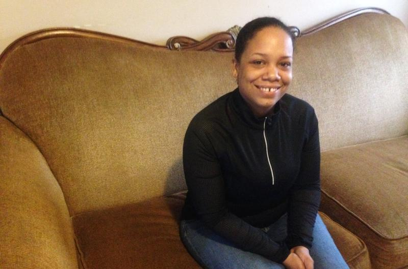 Athena Robinson has applied to the city's housing voucher program before, but she's never made it on the wait list.