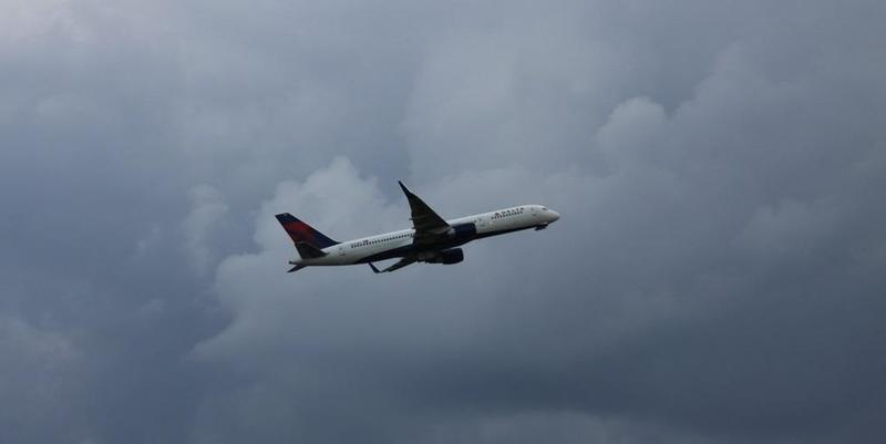 Hundreds of flights at Hartsfield-Jackson Atlanta International Airport were canceled or delayed due to winter storms.