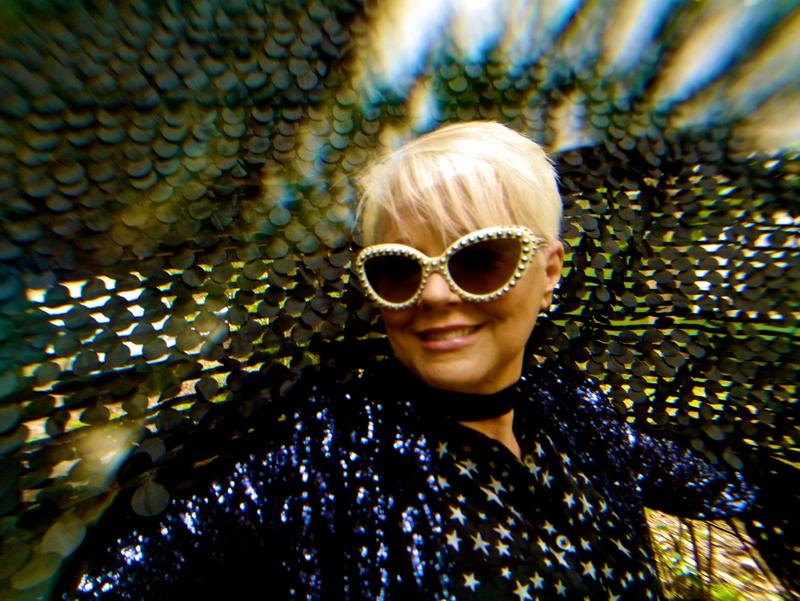 "After releasing her EPs ""Sunrise"" (in September) and ""Supernatural"" (in February), Cindy Wilson will release a new studio album called ""Change"" in the summer of 2017."