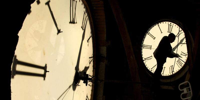 Daylight Saving Time starts Sunday at 2 a.m.