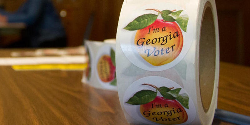 Should Georgia go back to paper voting ballots?