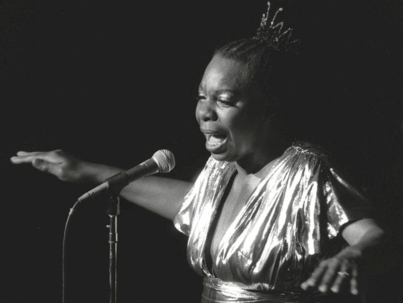 The work of Nina Simone is being featured from March 23-April 15 at the Theatrical Outfit, with four women playing the iconic performer at various stages of her life.