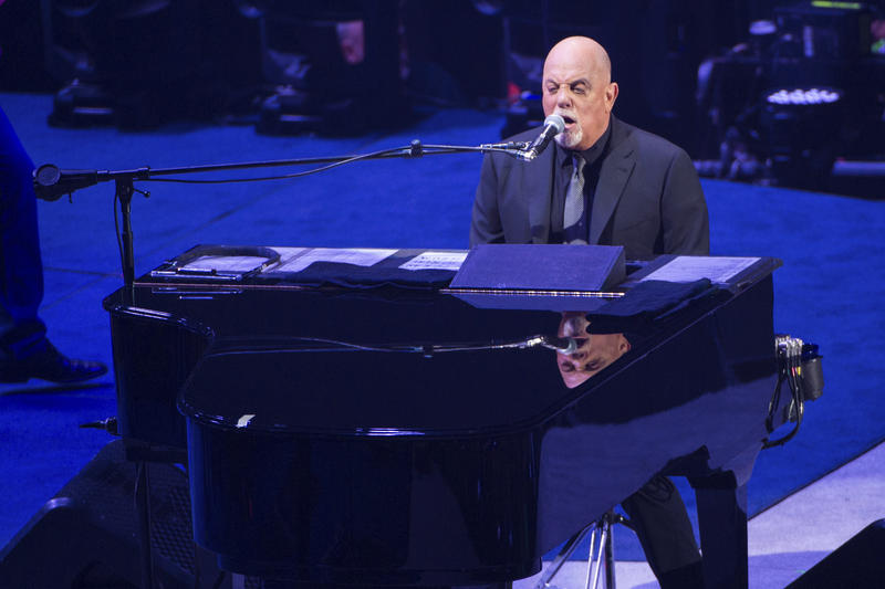 1970s pop trubadour Billy Joel is one of the first headline concert acts appearing at the new SunTrust Park in Cobb County.