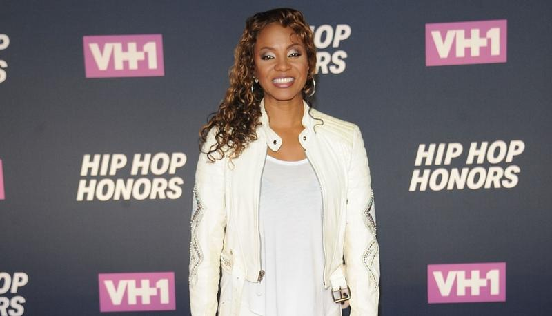 "MC Lyte talked with ""Closer Look"" Thursday."