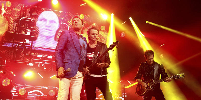 Duran Duran are performing at Chastain Park Amphitheatre on Saturday, April 8.