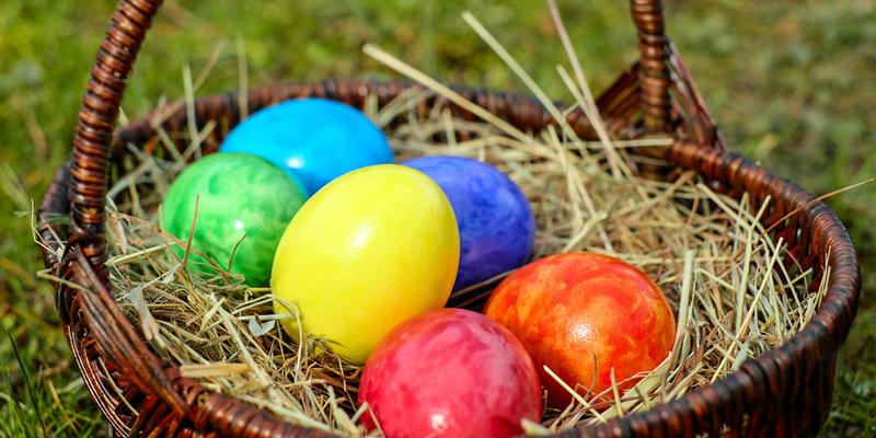 This weekend is filled with Atlanta Easter egg hunts, including a nighttime hunt and one with a helicopter.