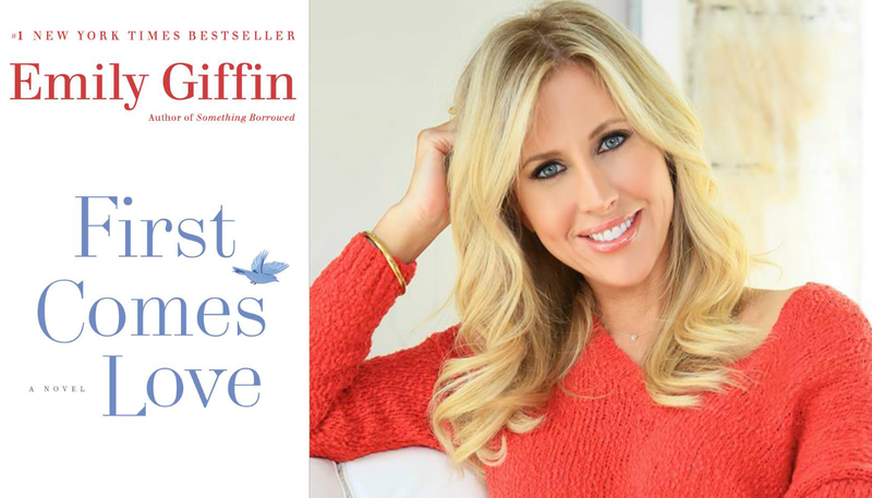 """First Comes Love"" is Atlanta-based author Emily Giffin's latest novel. It comes out in paperback today."