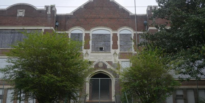 Adair School in southwest Atlanta has been vacant for decades. It could be a candidate for redevelopment.