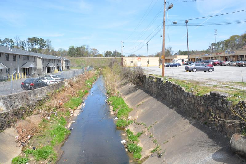 Some residents on the Westside are concerned that efforts to fix Proctor Creek could eventually price them out.