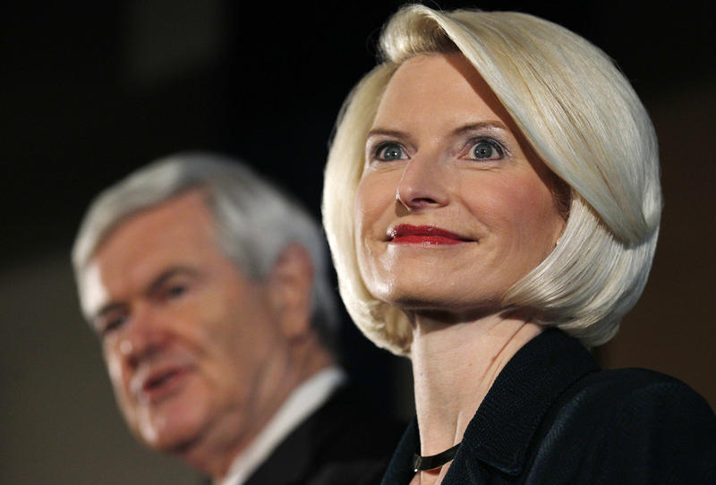 According to sources, Callista Gingrich -- president of Gingrich Productions and wife of former House Speaker and longtime Georgia Congressman Newt Gingrich, also shown above -- will be nominated to be the next U.S. ambassador to the Vatican.