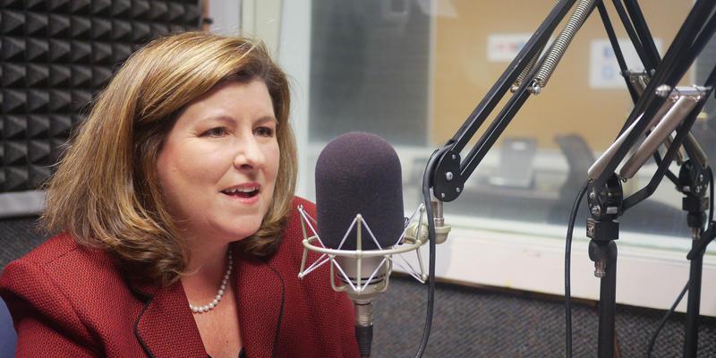 "Karen Handel spoke with Denis O'Hayer on ""Morning Edition."""