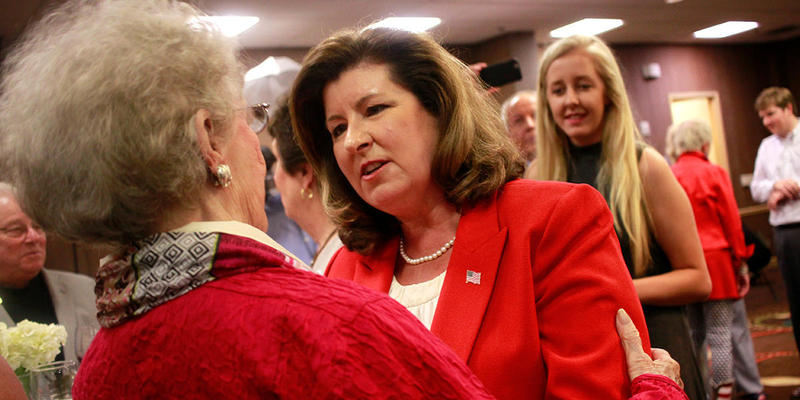 Karen Handel's controversial tenure at the Susan G. Komen breast cancer foundation is the subject of a new television ad by the Jon Ossoff campaign.