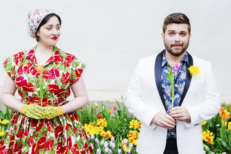 The Atlanta Opera and On Site Opera present Mozart's ''The Secret Gardener'' this weekend at the Atlanta Botanical Garden.