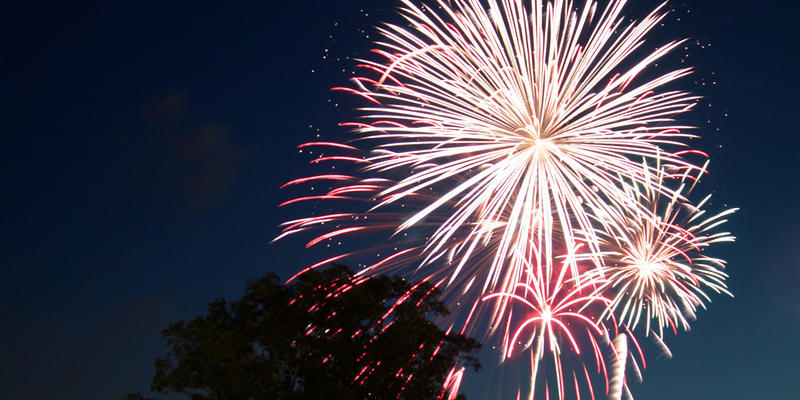 Where To Go For The Best ITP And OTP July Fourth Fireworks