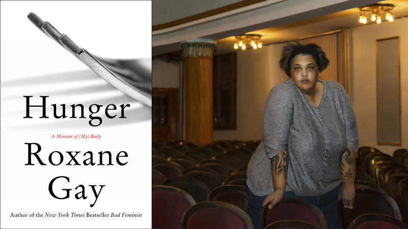 """Roxane Gay will read from her new memoir """"Hunger"""" tonight at Agnes Scott College."""