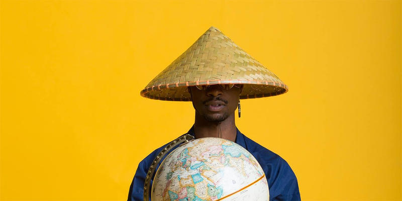 Royce Bable turned his eight-country adventure in Southeast Asia into a live, one-man show.