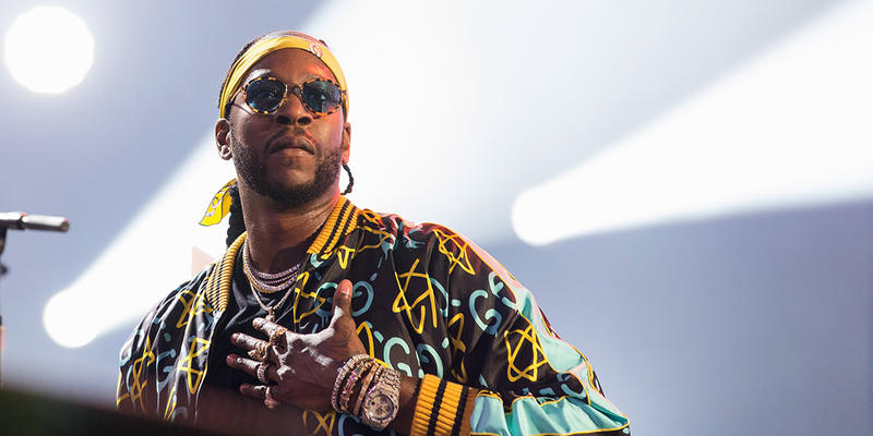 2 Chainz is peforming at the Tabernacle on Tuesday, Aug. 1.