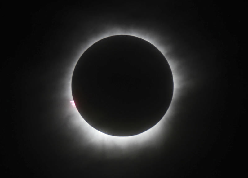 A solar eclipse will be visible (totally and partially) throughout Georgia on August 21.