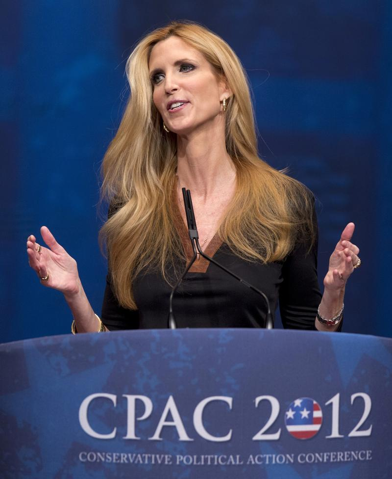 """Atlanta-based Delta responded to Ann Coulter on Twitter on Sunday night that it was refunding her the extra $30 she paid for her preferred seat but called her comments """"unacceptable and unnecessary."""""""