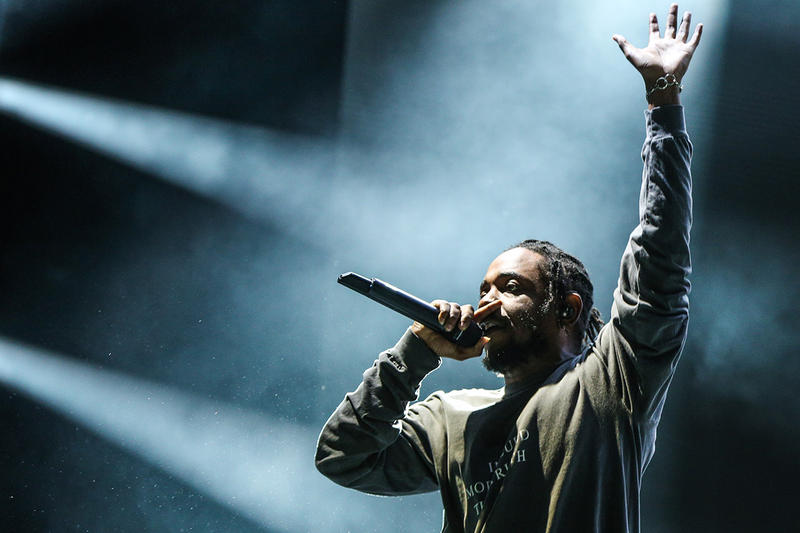 Kendrick Lamar is bringing his powerful sound to Infinite Energy Arena on Monday, July 17.