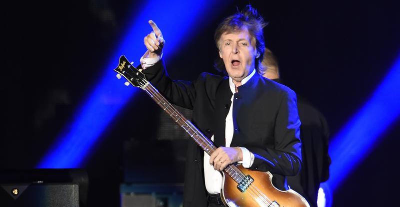 Paul McCartney will perform Thursday at Infinite Energy Center.