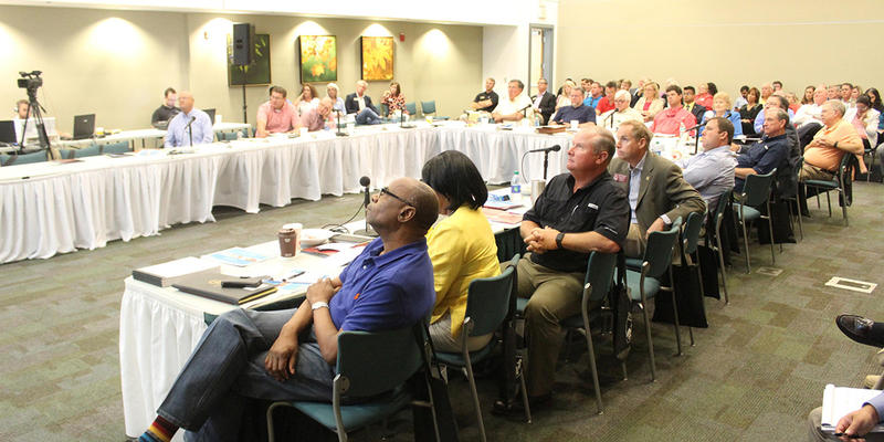 Members of the House Rural Development Council said they were overwhelmed during a meeting at Bainbridge State College where they heard from rural health care leaders.