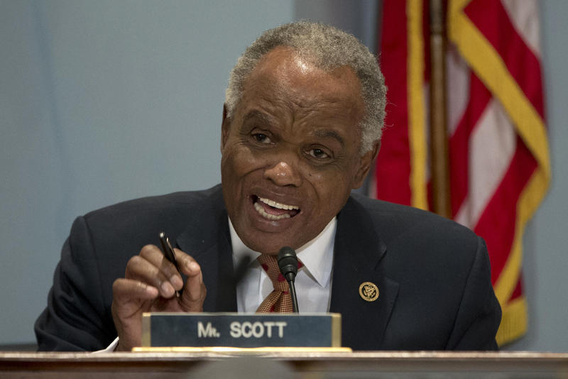 Democratic Rep. David Scott said he is in favor of a health care plan being proposed by a group of House Democrats.