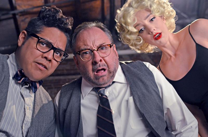 ''Little Shop of Horrors'' opens at Actor's Express this week.