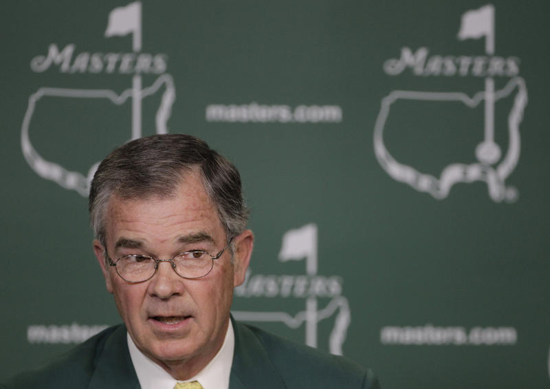 Billy Payne will retire in October as chairman of Augusta National and the Masters.