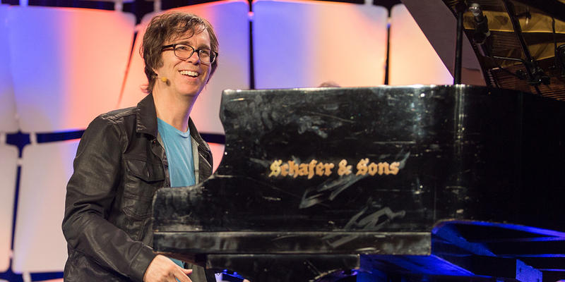 Ben Folds is playing at The Bowl At Sugar Hill on Saturday, Sept. 2.