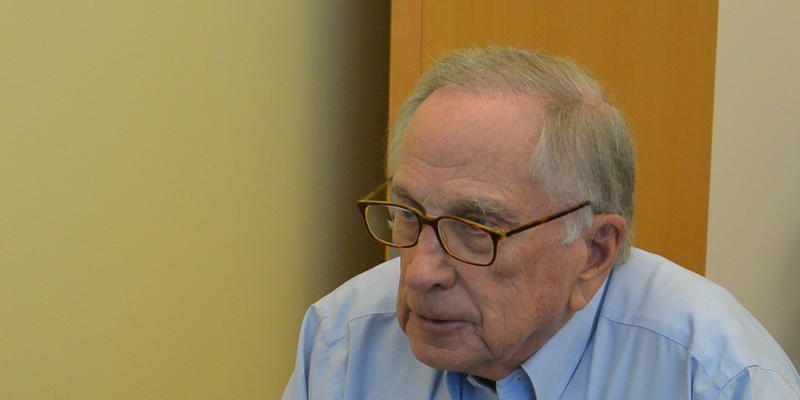 "Sam Nunn, a former Georgia senator, talked to ""Morning Edition"" about his plans in Kazakhstan."