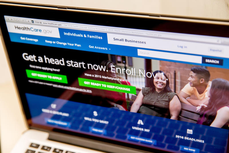 Nationally, the number of Americans without health insurance fell to 28.1 million in 2016, down from 29 million in 2015, said a report, released Tuesday.