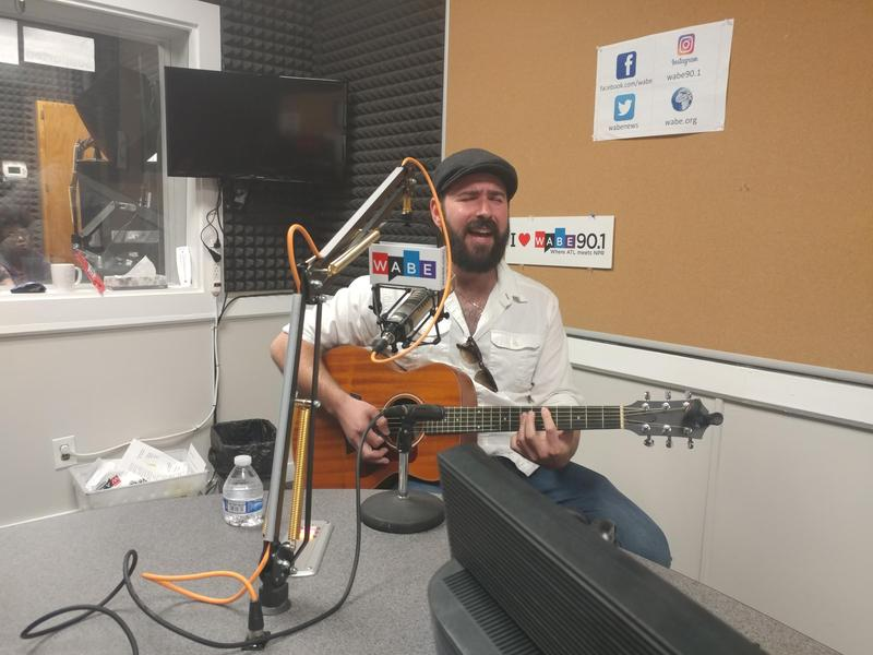 Sammy Rosenbaum — who describes his sound as Jewish, indie, folk, funk music — performed on ''Closer Look'' on Aug. 18.