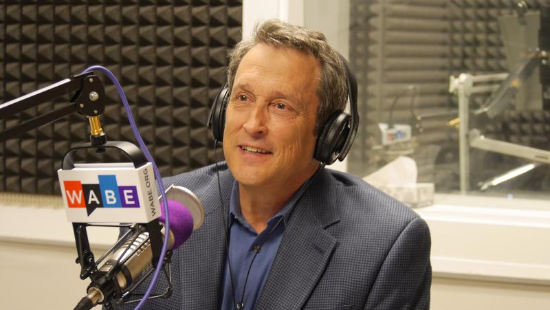 Atlanta mayoral candidate Glenn Wrightson spoke with Rose Scott in an ongoing series with the candidates on November's ballot for the city's highest office.