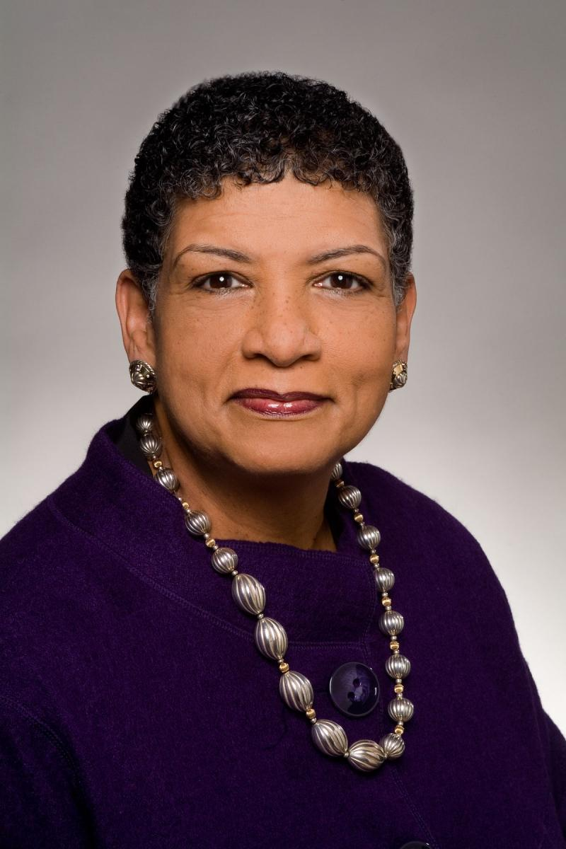 MARTA CEO Dr. Beverly Scott