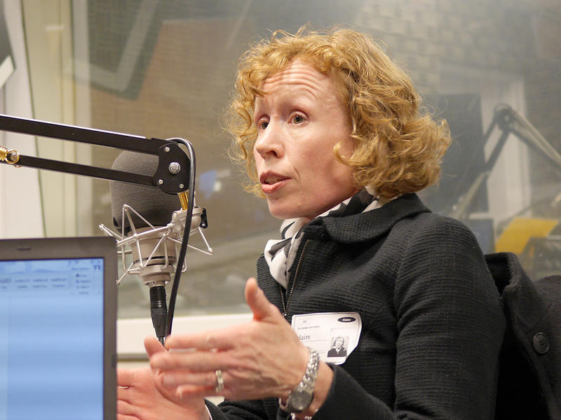 Claire Suggs of the Georgia Budget and Policy Institute
