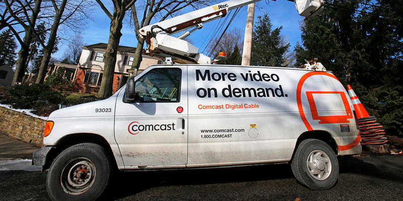Comcast said it will bump up data limits from 300 GB to 1 TB for customers in the nine states it serves in the Southeast.